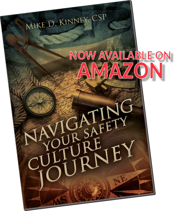 Navigating your Safety Culture Journey book cover